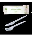 Fork, Knife & Napkin Cutlery Pack